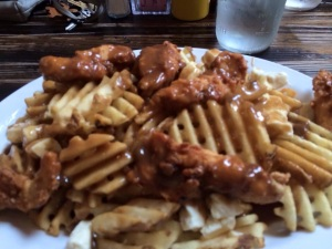chicken tenders (Franks Hot Dogs)